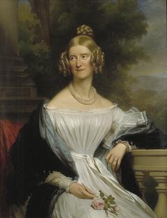 Portrait of Catharina Cornelia van Eeghen (1814-1846)