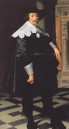 Portrait of Cornelis de Graeff