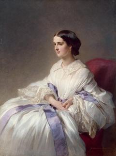 Portrait of Countess Olga Shuvalova