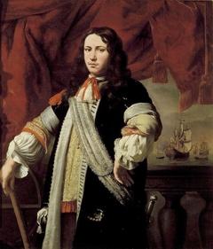 Portrait of Engel de Ruyter