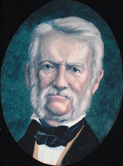 Portrait of Hans Abel Hielm