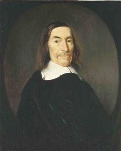Portrait of Jacob de Witt