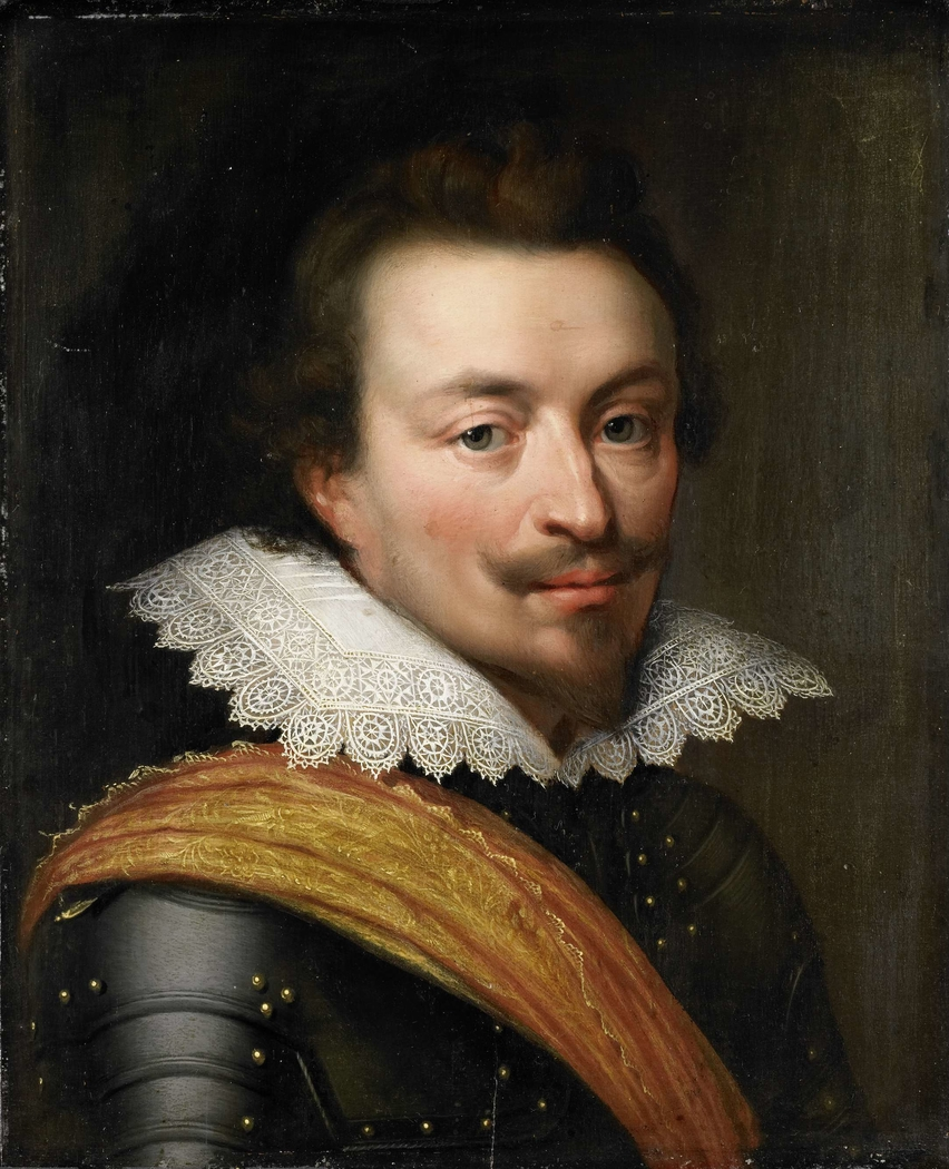 Portrait of Jan the Younger, Count of Nassau-Siegen (Count John VIII of Nassau-Siegen)