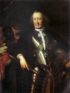 Portrait of John Maurice, Prince of Nassau-Siegen