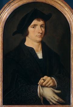 Portrait of Joris Vezeler