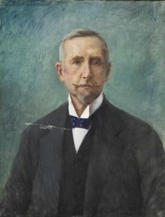 Portrait of Kristofer Berg