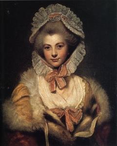 Portrait of Lavinia Bingham, Countess Spencer