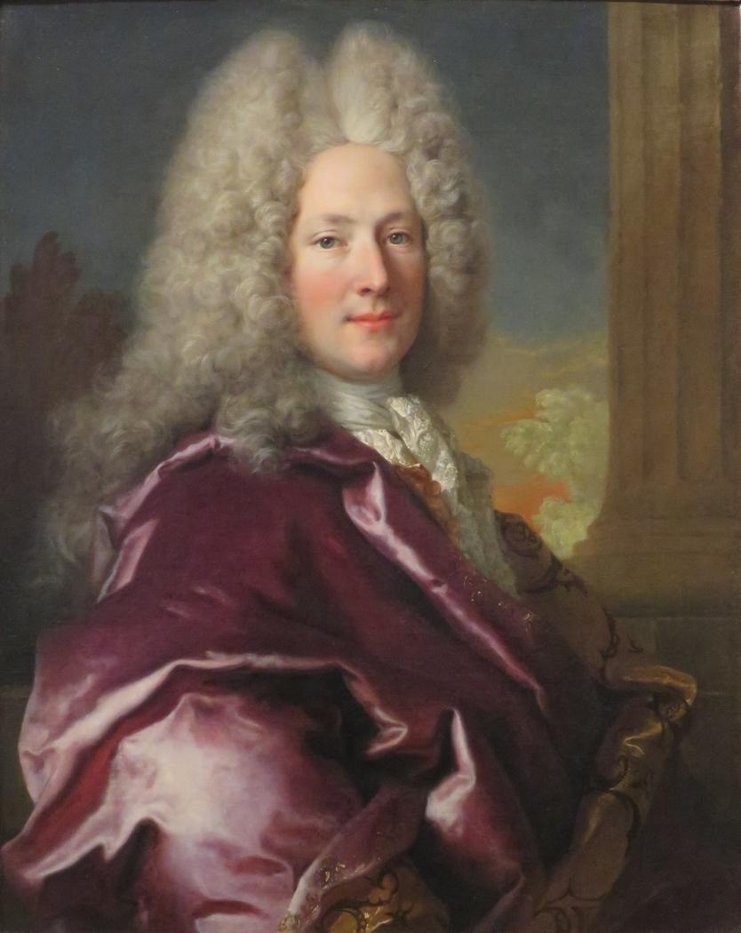 Portrait of Marc-Conrad Buisson