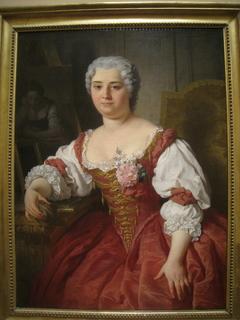 Portrait of Maria Felice Tibaldi