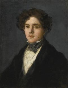 Portrait of Mariano Goya, the Artist's Grandson