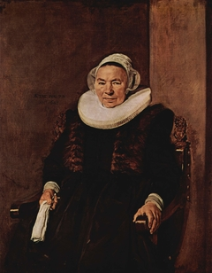 Portrait of Mrs. Bodolphe