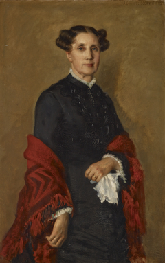 Portrait of Mrs. William C. Bartlett