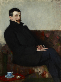 Portrait of Paul Nauen