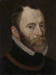 Portrait of Philippe de Montmorency, Count of Hoorne, Admiral of the Netherlands, Member of the Council of State