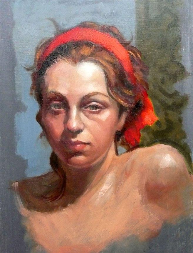 Portrait of Phoebe
