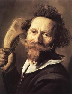 Portrait of Pieter Verdonck