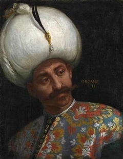Portrait of Sultan Orchard II