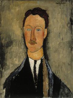 Portrait of the Artist Léopold Survage