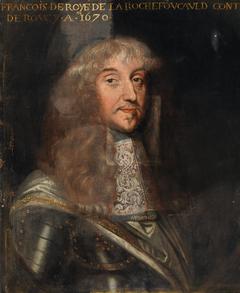 Portrait of the Comte de Roucy