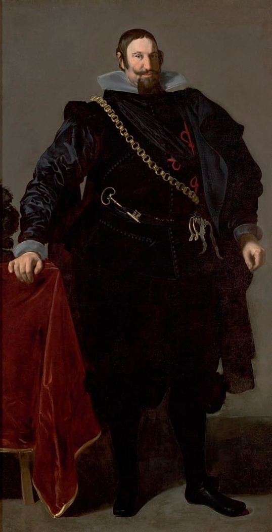 Portrait of the Count-Duke of Olivares