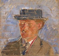 Portrait of the Painter Edvard Weie
