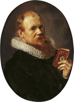 Portrait of Theodorus Schrevelius