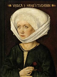 Portrait of Ursula Tucher