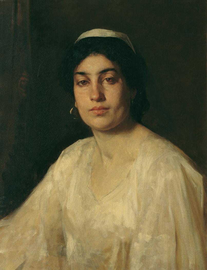 Porträt einer Ägypterin