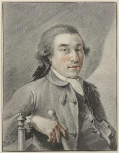 Portret van de schilder Gerrit Toorenburgh