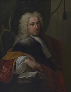 Portret van Willem van der Pot (1704-1783)