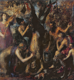Punishment of Marsyas