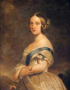 Queen Victoria, 1819 - 1901. Reigned 1837 - 1901