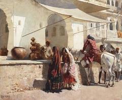 Another Rajasthani Street Scene