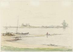 Rijn bij Arnhem