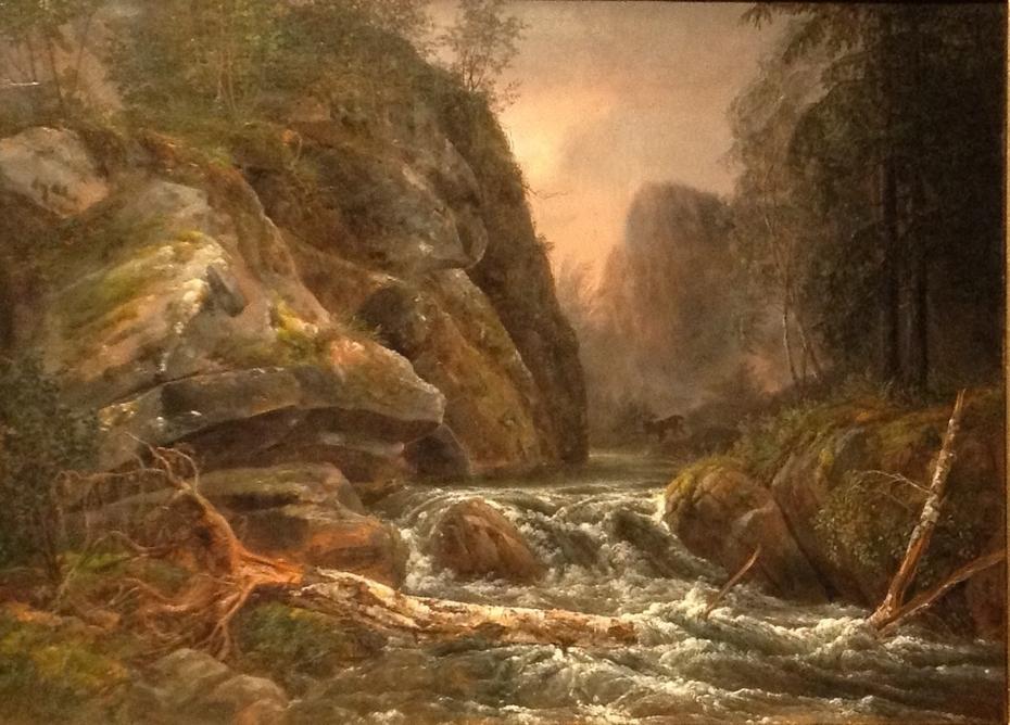 River in the Plauenscher Grund