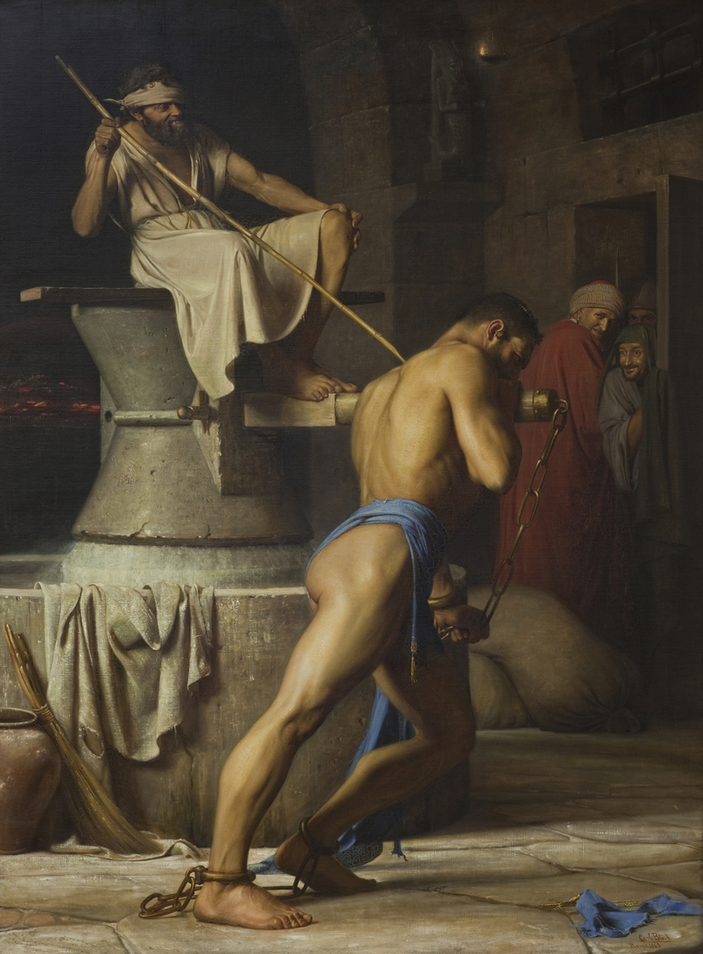 Samson and the Philistines