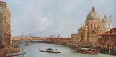 Santa Maria della Salute, Venice from Grand Canal