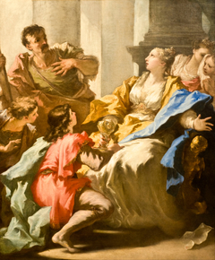Sophonisba Receiving the Cup of Poison