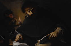 St. Dominic and the Devil