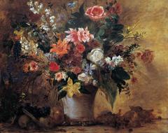 Still-life of flowers