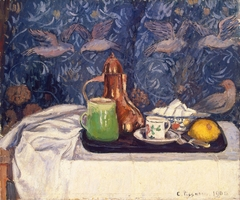 Still Life with a Coffeepot
