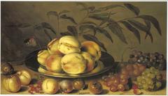 Stilleven met vruchten