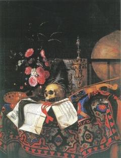 Stillleben (Memento Mori)