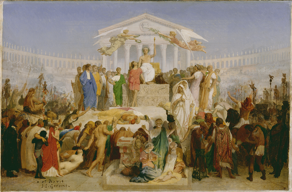The Age of Augustus, the Birth of Christ