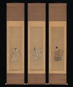 """The Auspicious Noh Dance """"Okina"""""""