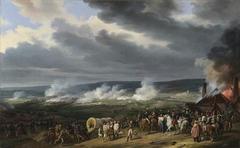 The Battle of Jemappes
