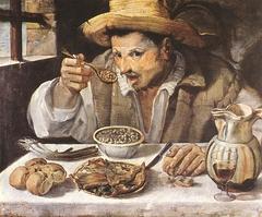 The Bean Eater