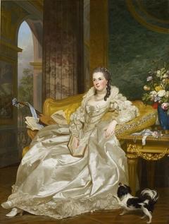 The Comtesse d'Egmont Pignatelli in Spanish Costume