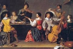 The concert (Den Haag)