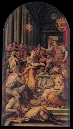 The Dispute of Saint Catherine